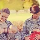 Кормить ли малыша в общественных местах?
